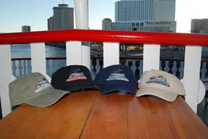 Deluxe baseball caps