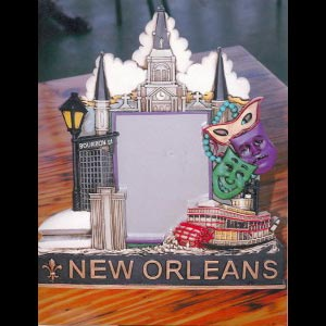 New Orleans Photo Frame