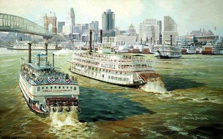 History | Steamboat NATCHEZ