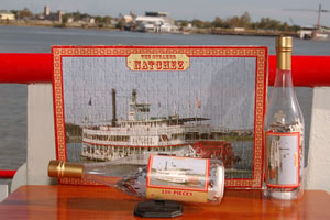 200 piece Custom Natchez puzzle
